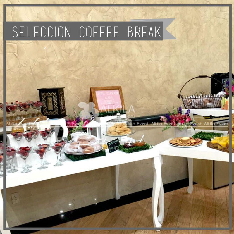 Coffee Break (30 personas) AlkilaEvent