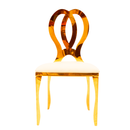 Silla Cartier Chair Gold