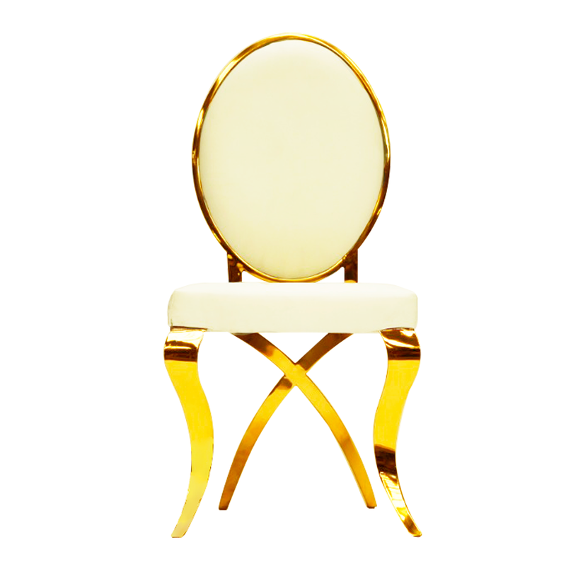 Silla Washington Chair Gold