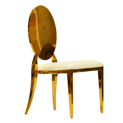 Victoria Chair Gold