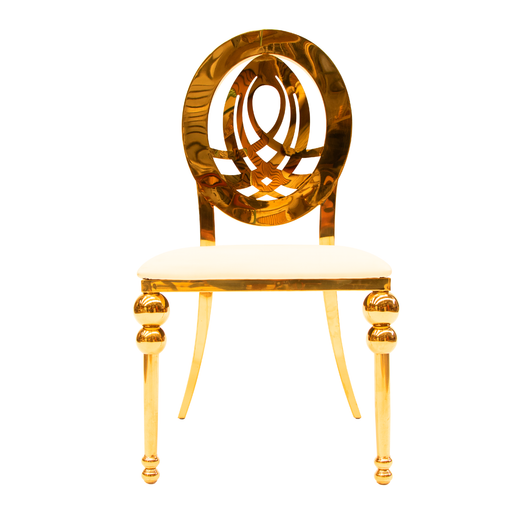 Infinity Chair Gold