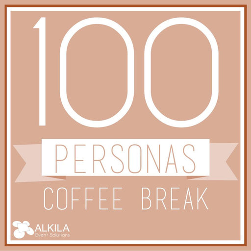 Coffee Break (100 personas) AlkilaEvent
