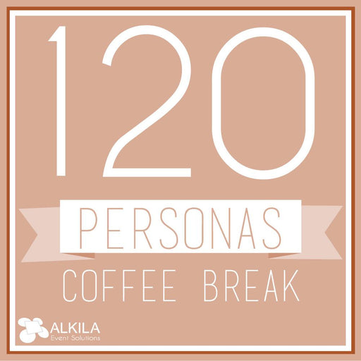 Coffee Break (120 personas) AlkilaEvent