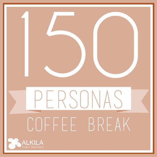 Coffee Break (150 personas) AlkilaEvent