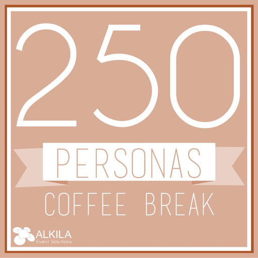 Coffee Break (250 personas) AlkilaEvent