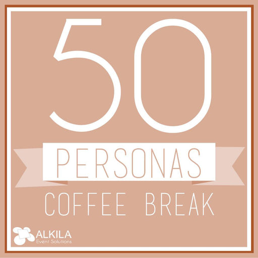 Coffee Break (50 personas) AlkilaEvent