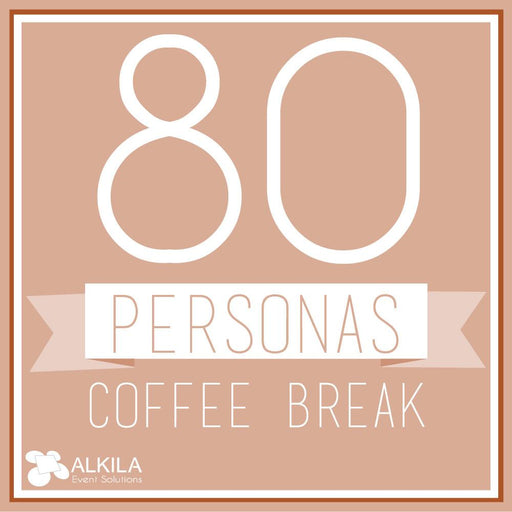 Coffee Break (80 personas) AlkilaEvent