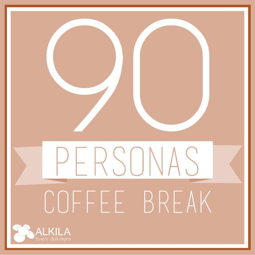 Coffee Break (90 personas) AlkilaEvent