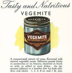 Vegemite - the Australian treat!
