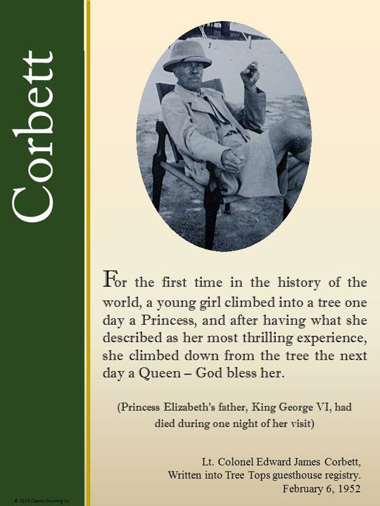 Jim Corbett quote - A young girl climbed into a tree a Princess and the next day climbed down a Queen.