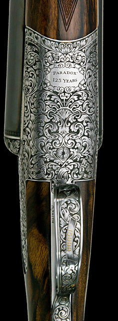125th Anniversary of the Paradox - Holland & Holland Round Back-action Sidelock Paradox