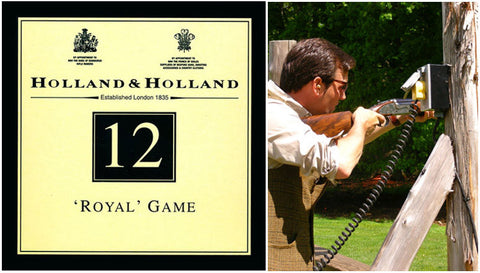 "12 Gauge Competition Loads Holland & Holland 2-3/4"" Royal Game"
