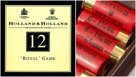 12 Gauge 'Royal' Game for Classic Bird Shooting Holland & Holland