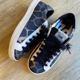 army giraffe sneakers