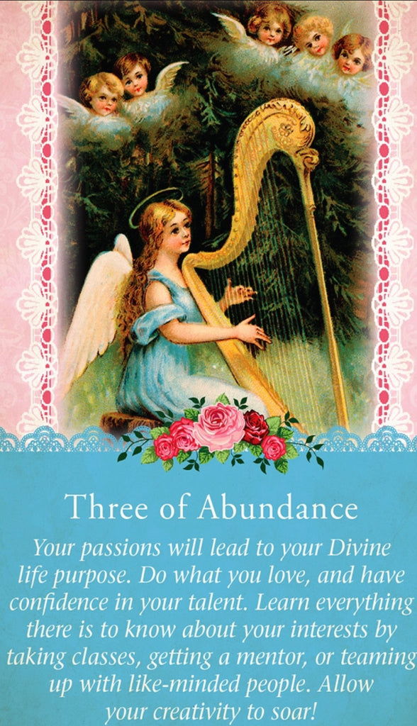 Three of Abundance