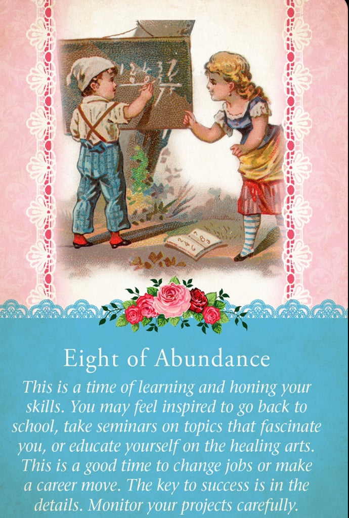 Eight of Abundance