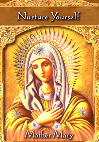 Nurture Yourself: Mother Mary.
