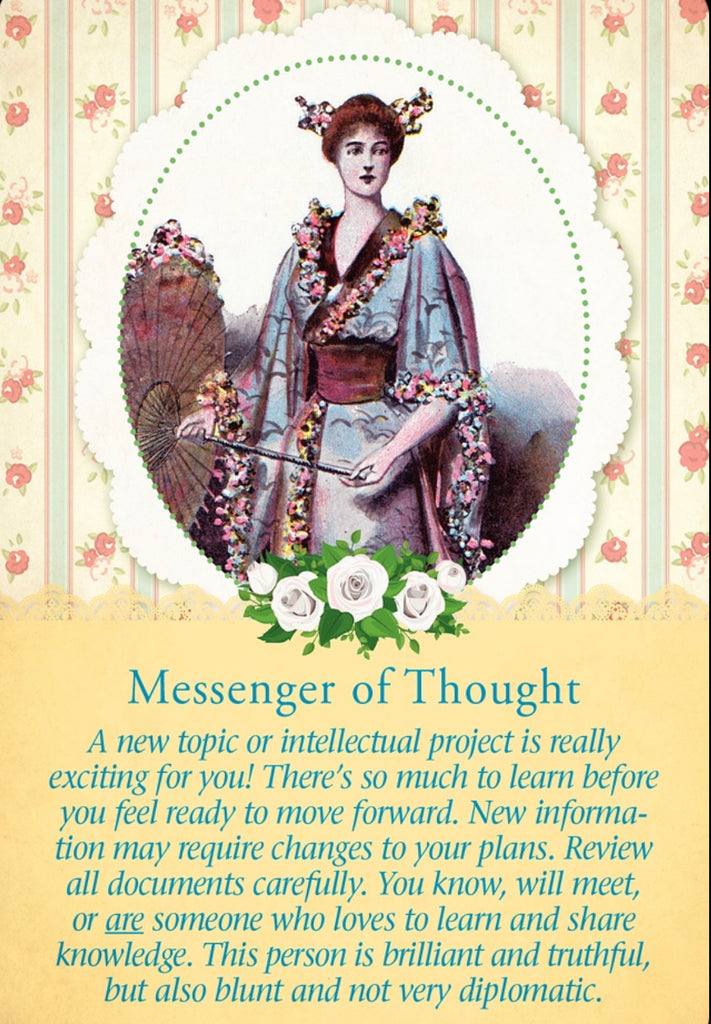 Messenger of Thought