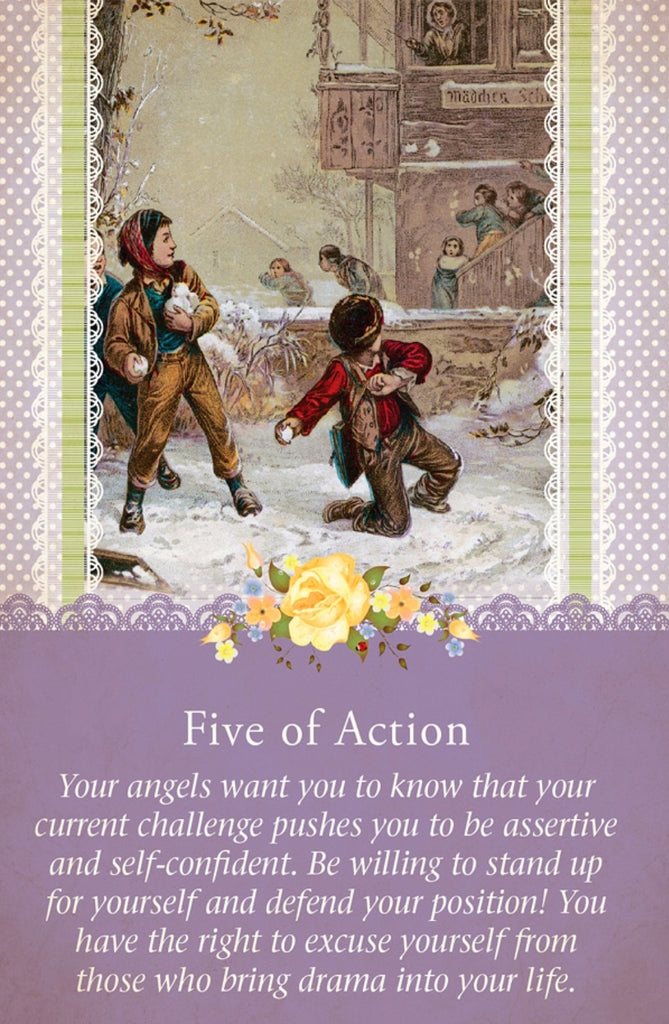 Five of Action