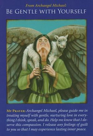Archangel Michael is guiding you toward honoring your sensitivity – emotionally and physically.