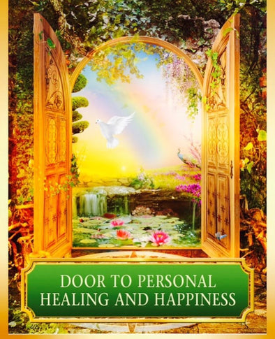 Door To Personal Healing And Happiness.