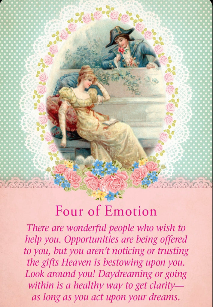 Four of Emotion