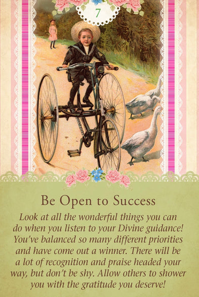 Be Open to Success
