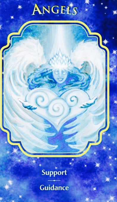 ~ Angels ~ Support and Guidance.