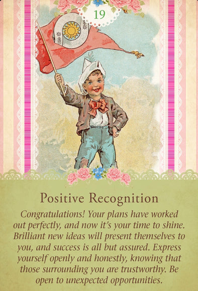 Positive Recognition