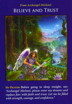 Archangel Michael: Believe and Trust
