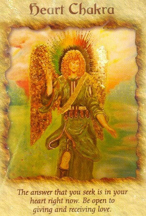 The angels want you to trust your feelings. Your heart is wise, and it's calling for you to make important changes.