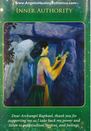 Archangel Raphael: Inner Authority