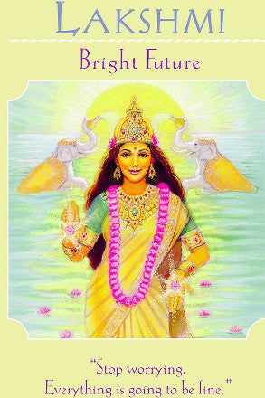 Lakshmi, Bright Future...