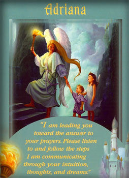 I am leading you toward the answer to your prayers. Please listen to and follow the steps I am communicating through your intuition, thoughts, and dreams.