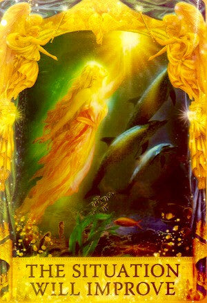 Your angels want you to know that they are aware that things look difficult right now.