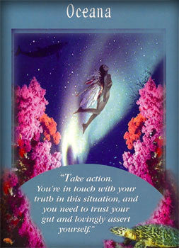 Take action. You're in touch with your truth in this situation, and you need to trust your gut and lovingly assert yourself.