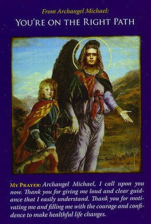 Message from Archangel Michael: You're On The Right Path.