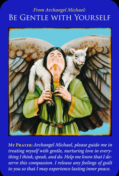 Archangel Michael: Be Gentle With Yourself.