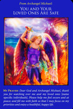 Archangel Michael: Your Loved Ones Are Safe.