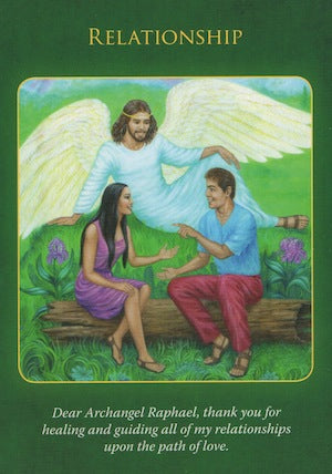 Prayer to st raphael the archangel for love