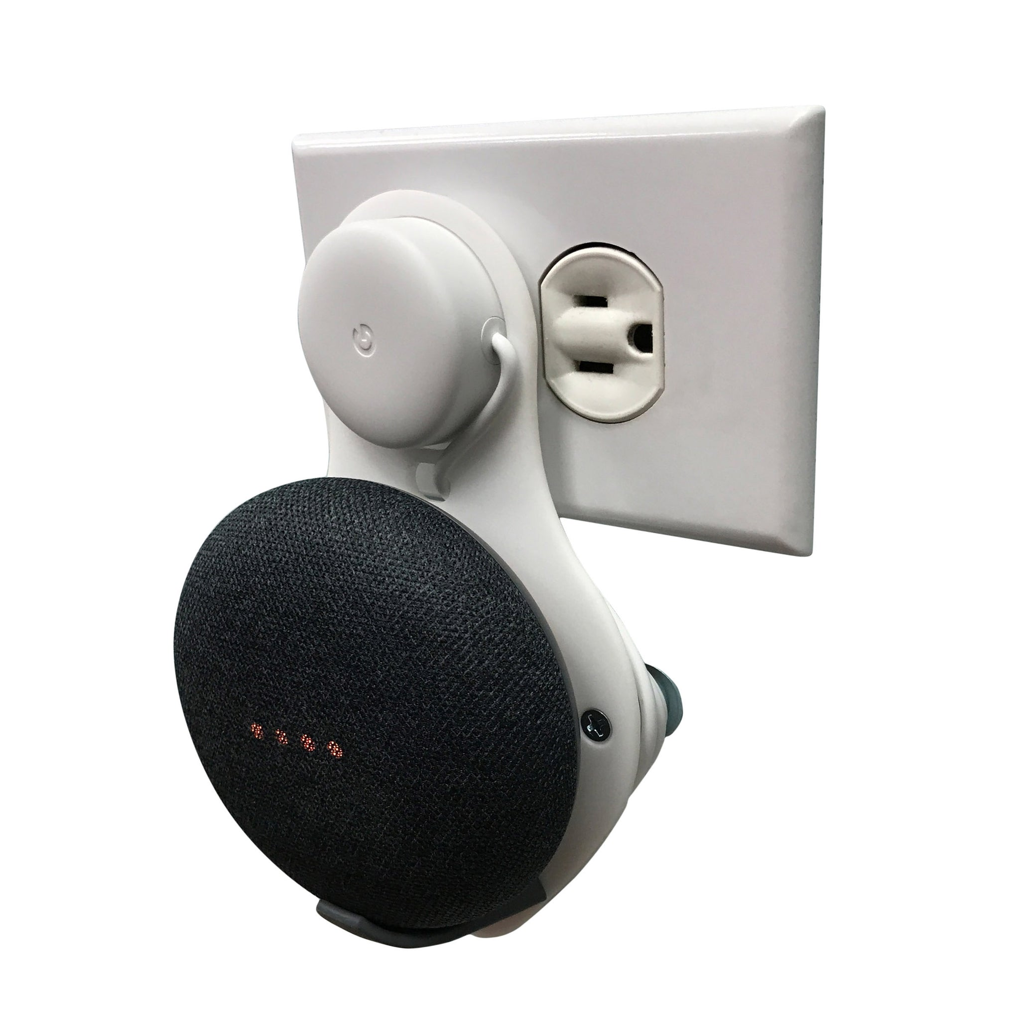 Google Home Mini Outlet Mount