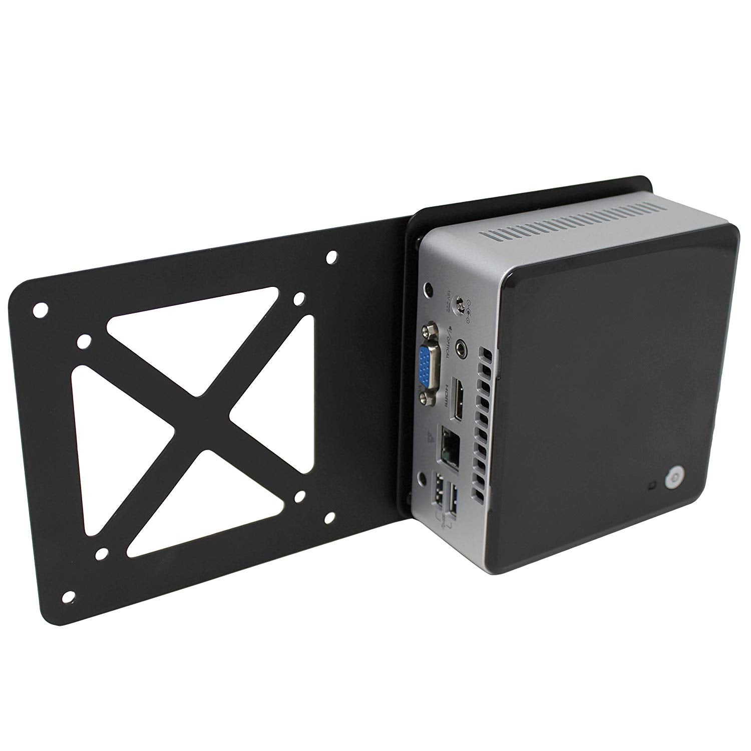 VESA Mount Adapter Plate for Intel NUC