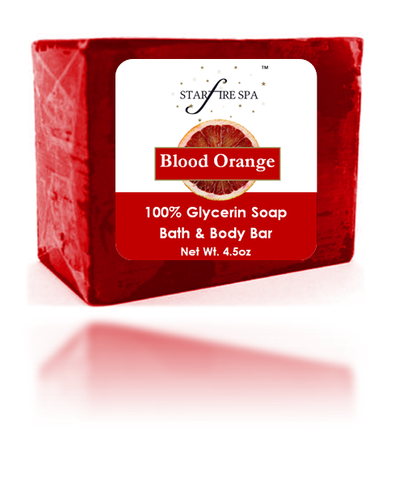 Blood Orange Bar Soap