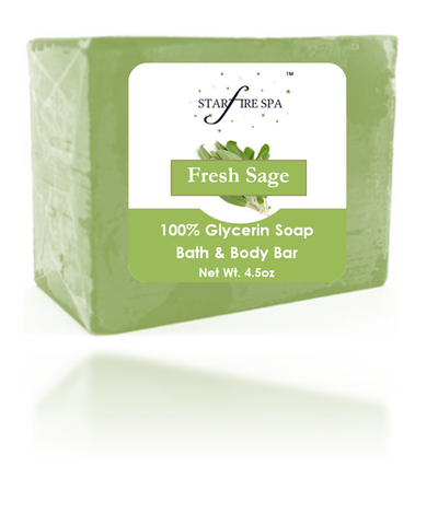 Fresh Sage Bar Soap
