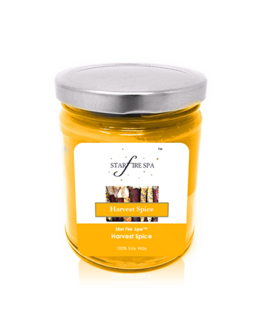 Harvest Spice Soy Candle