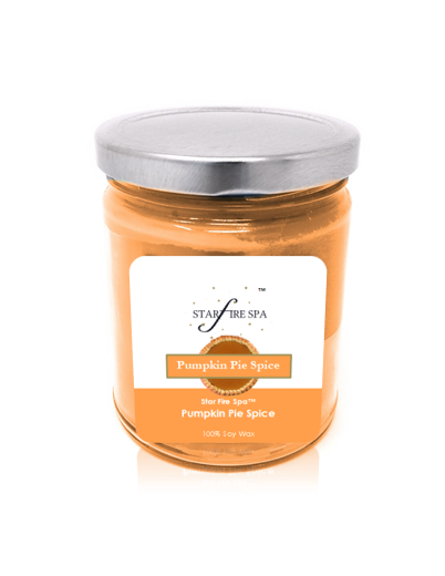 Pumpkin Pie Spice Soy Candle