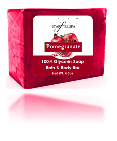Pomegranate Bar Soap