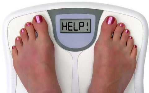 Bathroom Scale in trouble