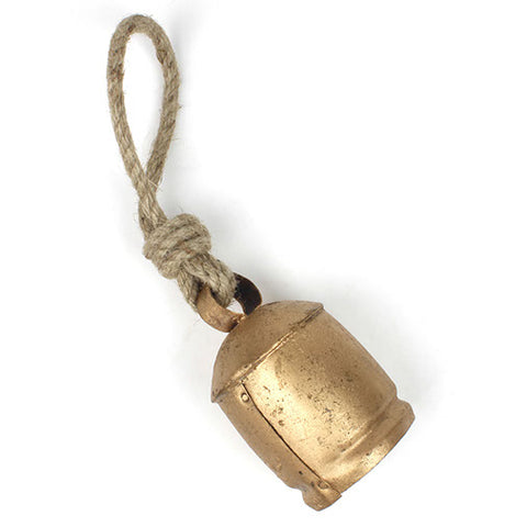 Indian Cow Bell on Rope