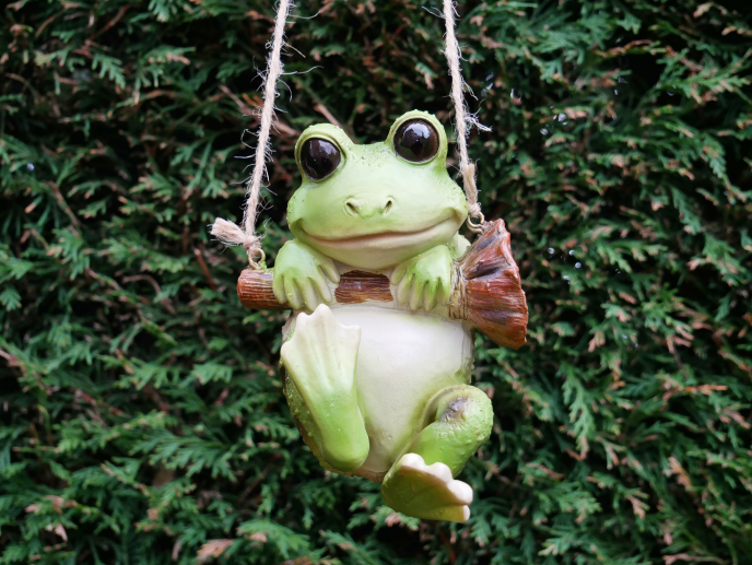Hanging Frog Decoration
